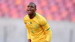 Stuart Baxter explains different roles Njabulo Ngcobo can play for Kaizer Chiefs