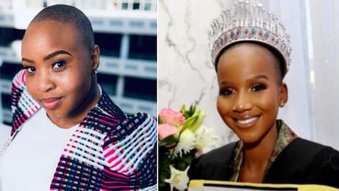 Hulisane Ravele congratulates Miss SA on graduation amid controversy