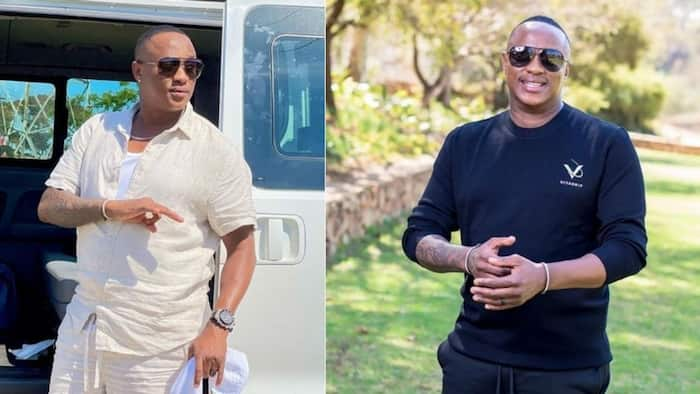 'Uyajola 9/9': Lady asks Jub Jub for help after not seeing her man for 2 years