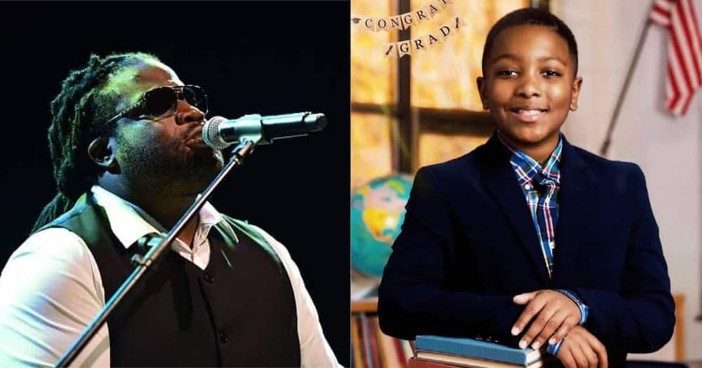 """Gramps Morgan Mourns Loss Of Brother's Child Through Accident: """"Parents Love Your Children"""""""