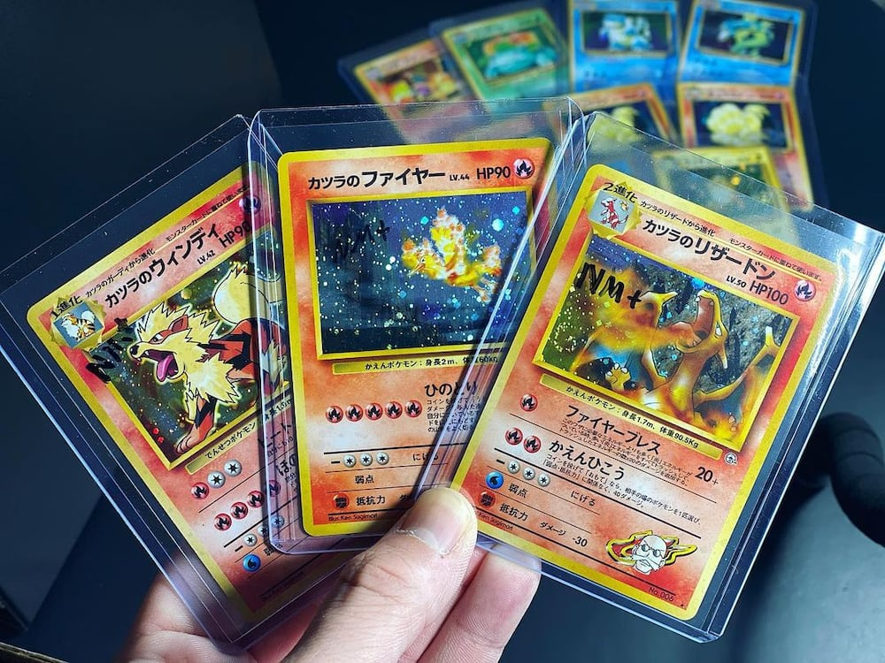 Are Japanese Pokemon cards worth anything?
