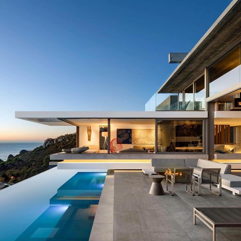 designer houses for sale