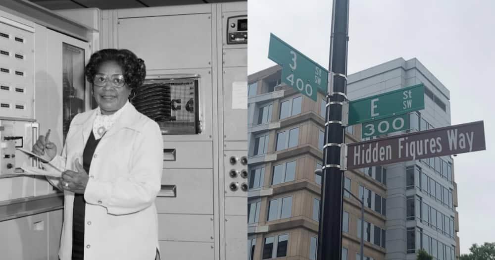 Nasa renames HQ after 'Hidden Figure' engineer Mary W. Jackson