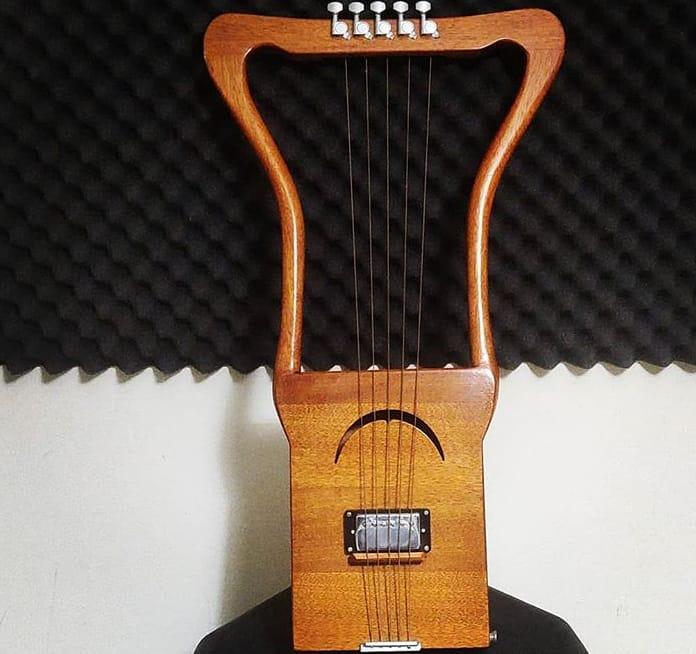 Krar harp