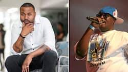 Mzansi rapper Reason expresses how HHP's passing still hurts him deeply