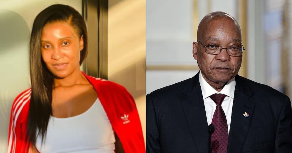 Dudu Zuma-Sambudla, Jacob Zuma, Video, Mzansi, Estcourt Correctional Centre, Nkandla, Constitutional Court, State Capture Inquiry