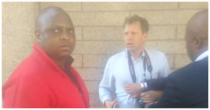 Parliament summoned journalist to testify against Shivambu after fight