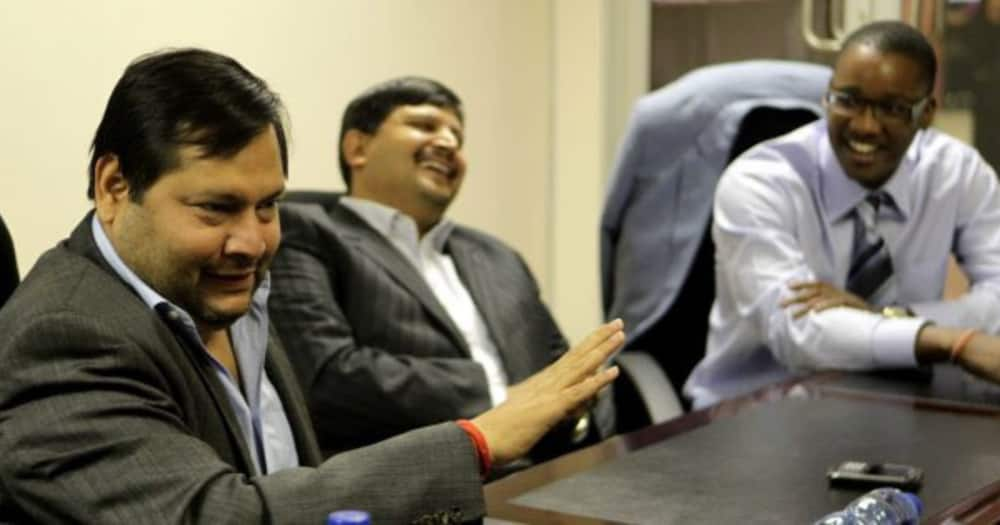 NPA to ask Interpol to help with the arrest and extradition of 2 Gupta brothers