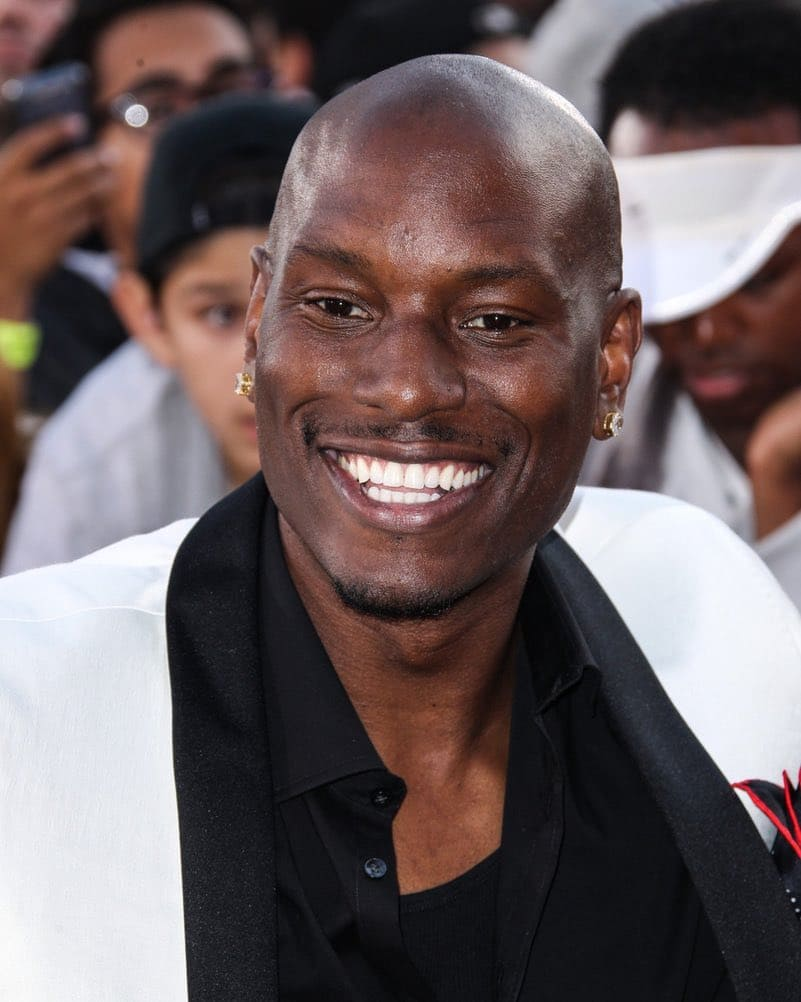 Tyrese Gibson albums