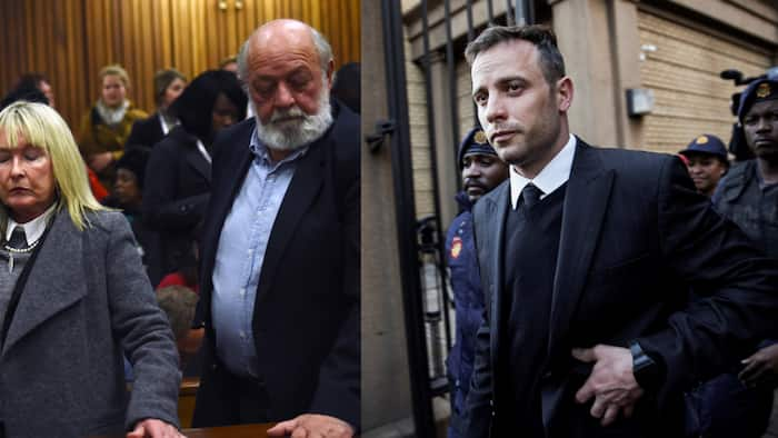 Steenkamp Family Distressed over News of Pistorius's Early Parole