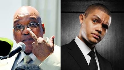 Best Trevor Noah Jacob Zuma jokes