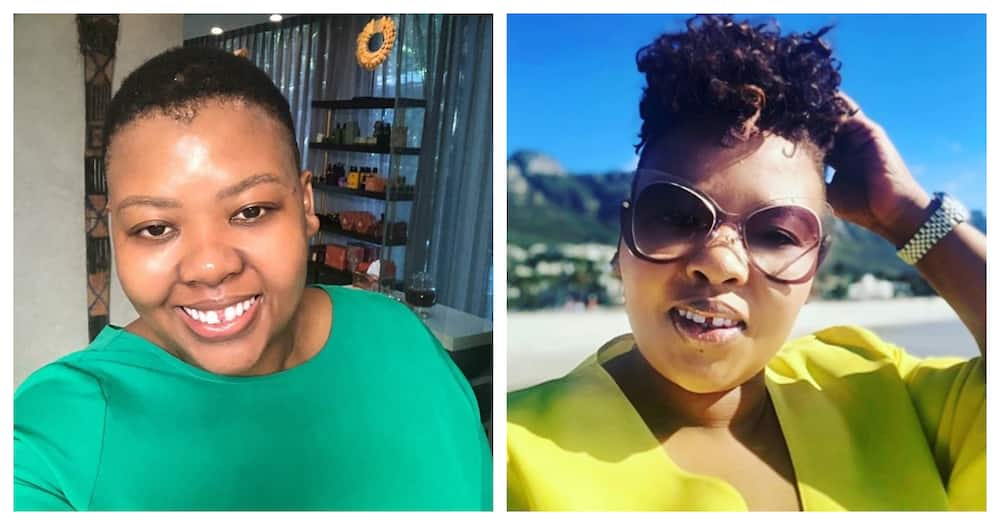 Anele Mdoda Has Spider Man Rock Up to Her 37th Birthday Bash