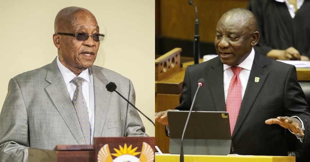 Jacob Zuma: Former president gives lowdown on ANC top 6