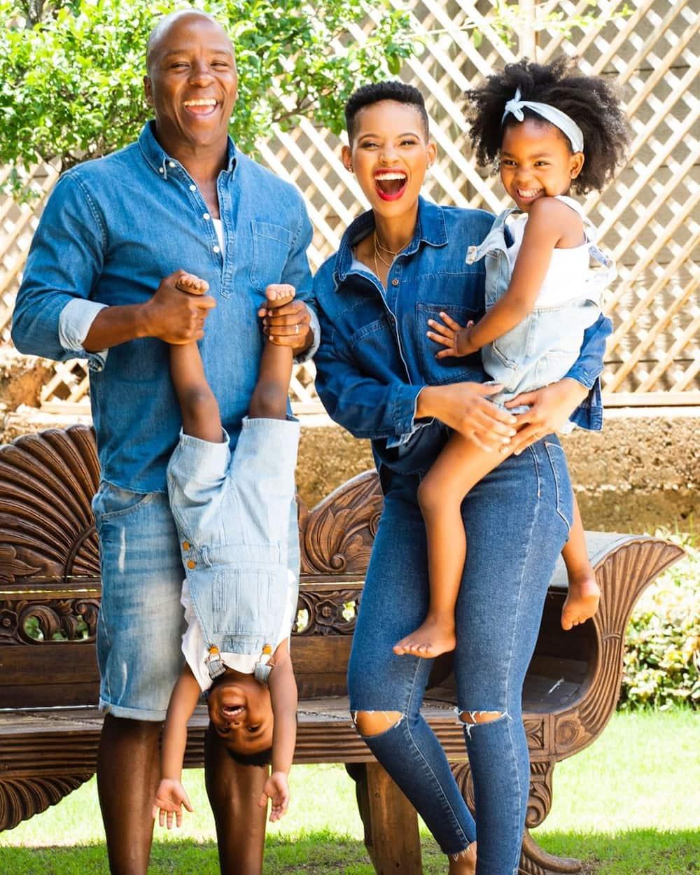 SA celebrities and their babies 2020