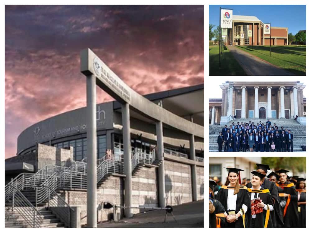 Top universities in South Africa 2019-2020