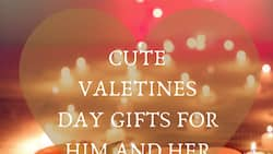 15 cute Valentines Day gifts ideas for him and her 2021