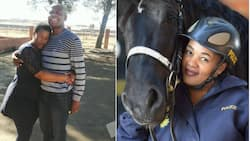 Meet Sgt Luleka Mhlauli: Only woman Mounted Unit officer in the Free State
