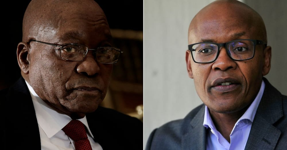 Jacob Zuma, Jacob Zuma Foundation, Mzwanele Manyi, Commission of inquiry, Deaths, Violent unrest, Gauteng, KwaZulu-Natal