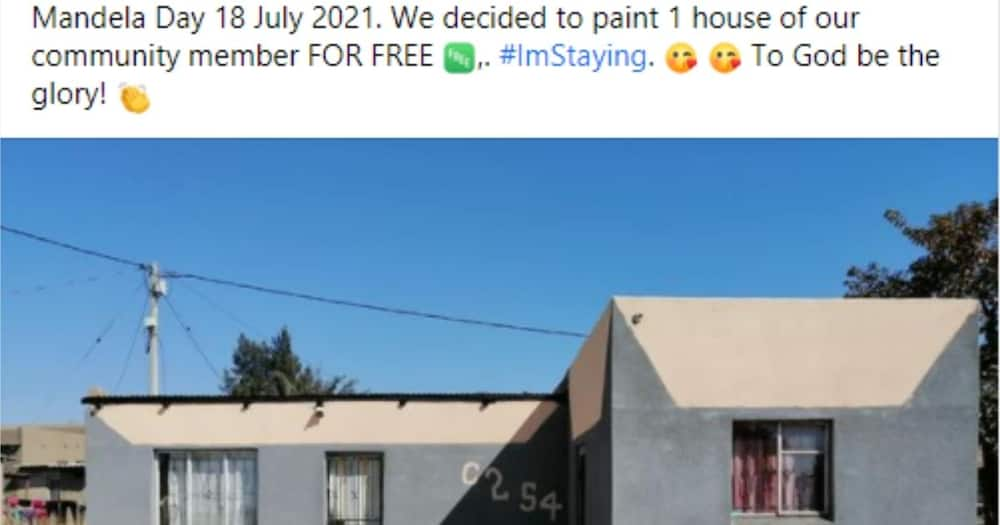 Mandela Day, Man, House, Free, Mzansi