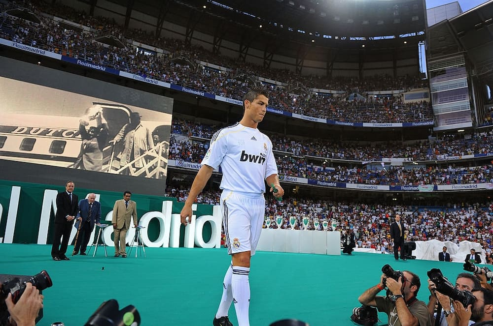 Revealed: Why Man United almost stopped Ronaldo from joining Real Madrid in 2009