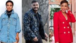 7 Mzansi celebs who were living it up at the Dubai Expo 2020: Nomzamo Mbatha, J Something, Thando Thabethe