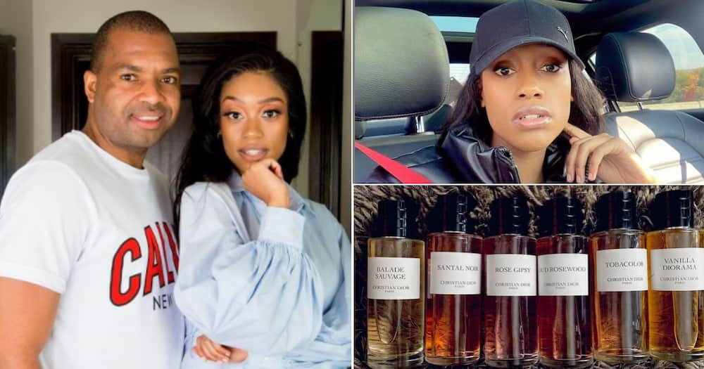 Itu Khune, Wife, Sphelele, Perfume, Collection, Expensive, Social media reactions