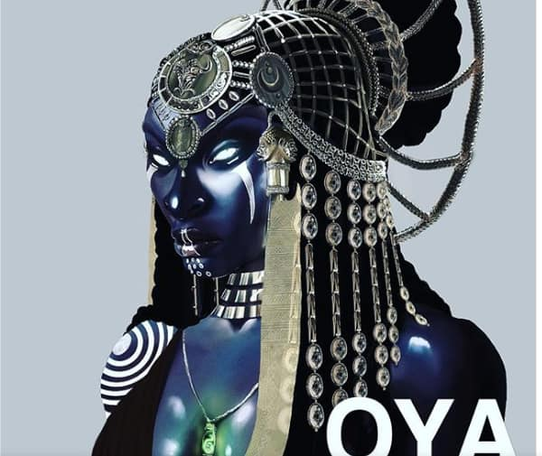 famous African goddesses