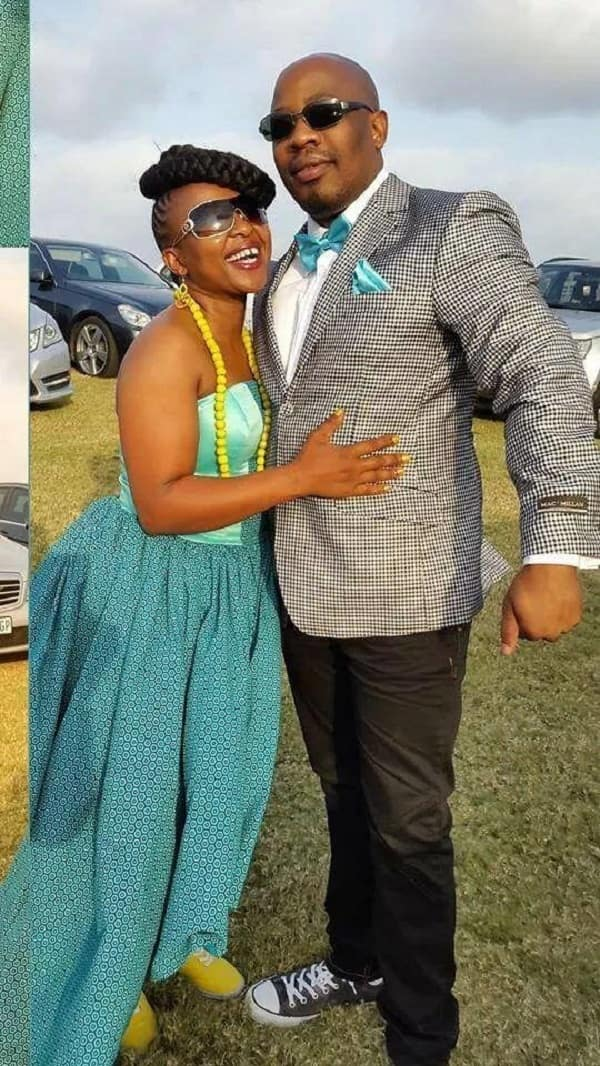 manaka ranaka and her husband