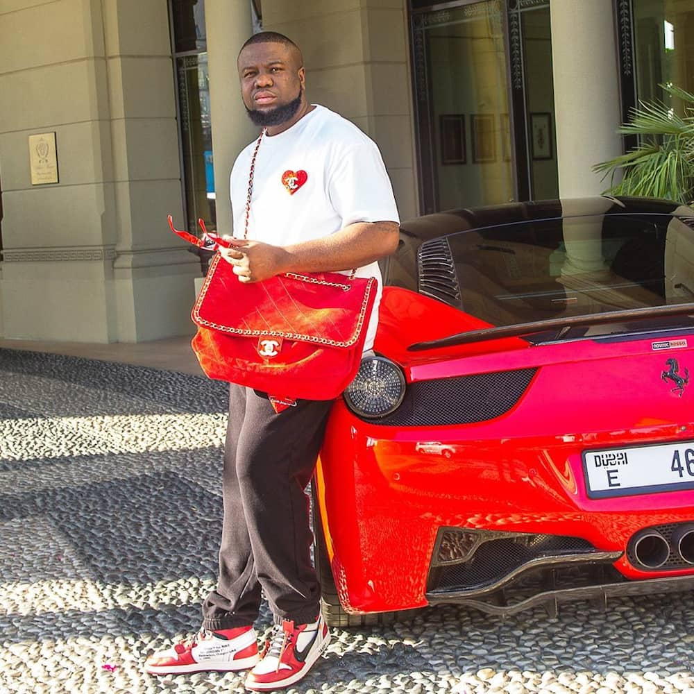 Ray Hushpuppi arrested by Interpol