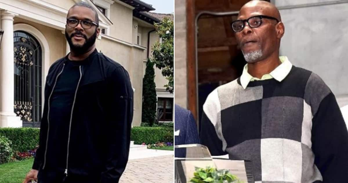 Tyler Perry Gives Man Once Sentenced To Life A Job
