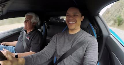 Trevor Noah cars - pictures and worth