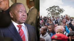 SA frustrated over Nzimande comparing student protests to a 'soapie'