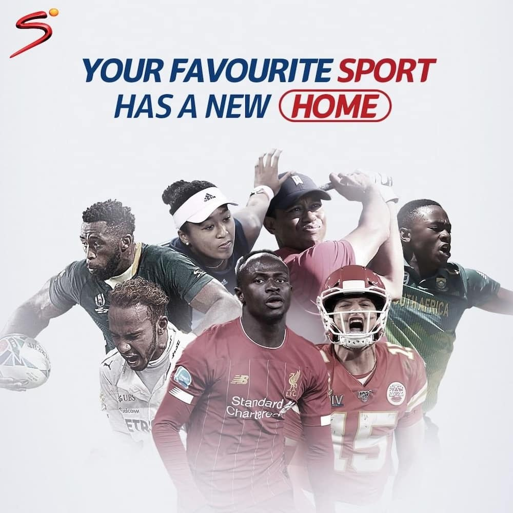 all new themed channels supersport