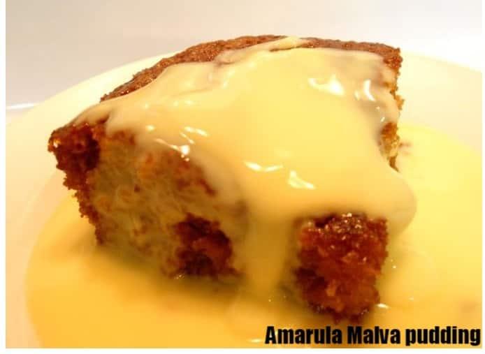 amarula malva pudding amarula ingredients amarula recipes amarula