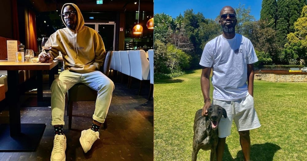 Black Coffee chats with Burna Boy on Ebro Show about African music