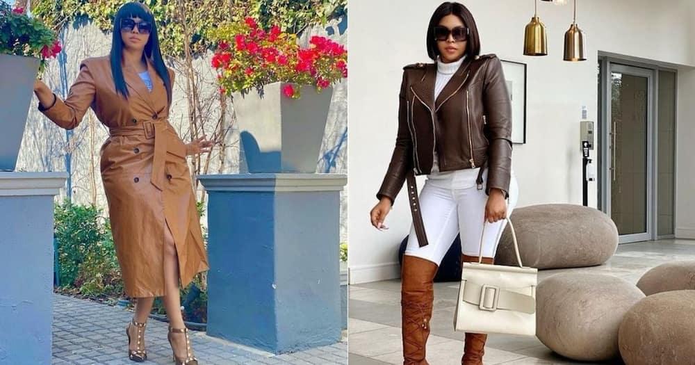 Ayanda Ncwane, walks away, #RHOD, accuses show, damaging hubby's legacy