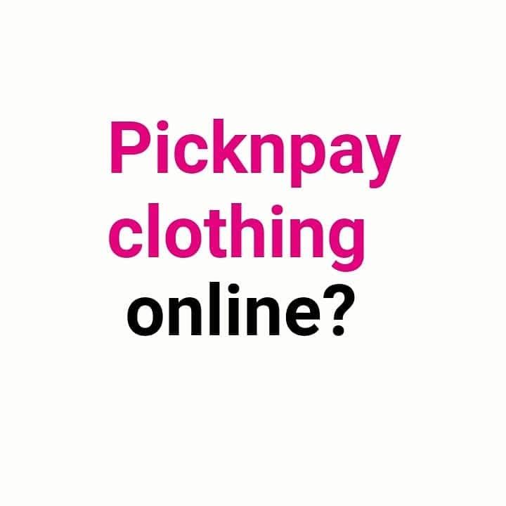 Pick n Pay home