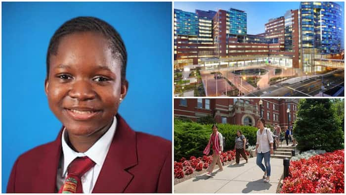 Girl makes Africa proud, emerges as one of the brightest students in the world