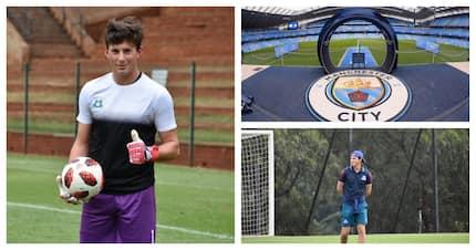 Meet Constandino – the SA teen who could play for Manchester City