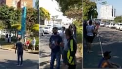 Bravery: Durban community stands united to curb the violent protests and looting