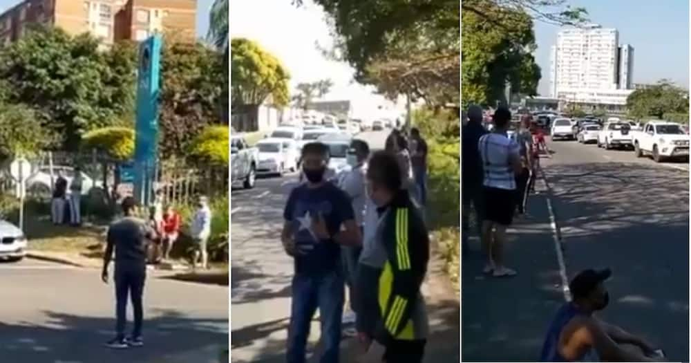 Durban, Community, United, Violent Protests, Looting
