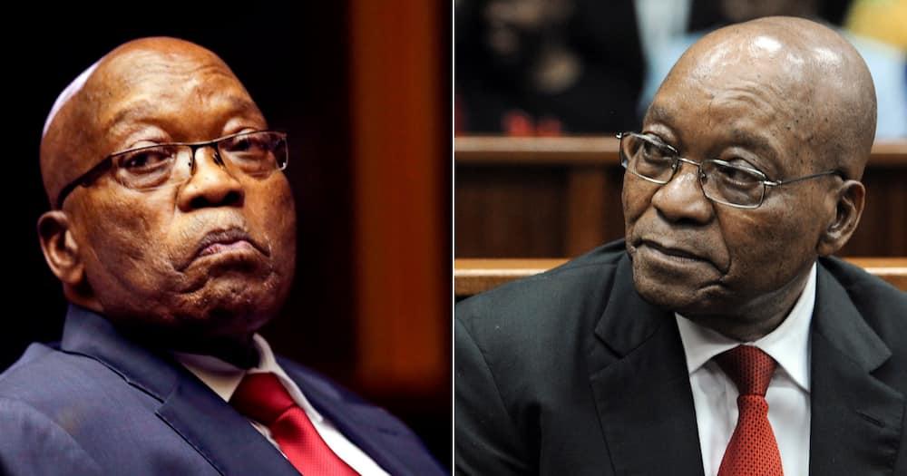 Pietermaritzburg High Court, Jacob Zuma, Stay of arrest, Constitutional Court, prison