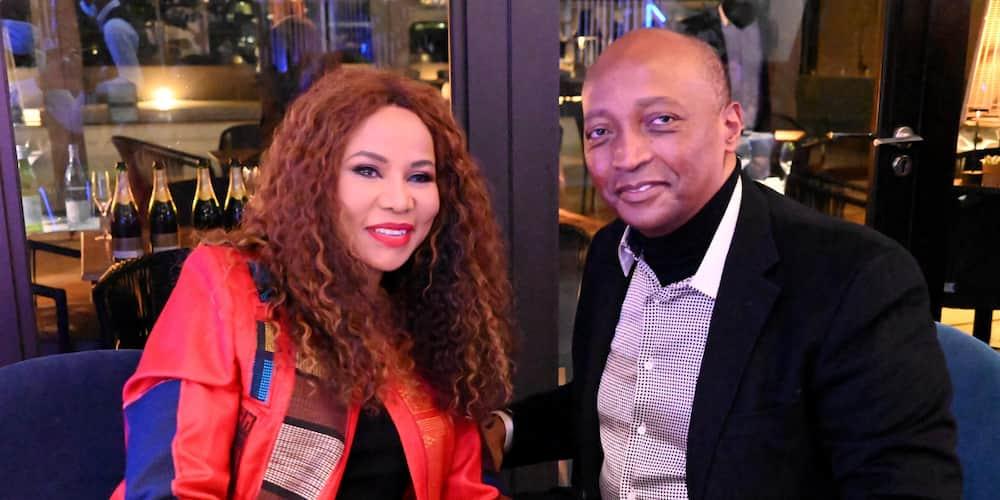 Patrice Motsepe's Wife Precious Motsepe Made Many Sacrifices for Him