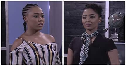 This can't be easy: Sechaba needs to choose between Phindile and Lungi