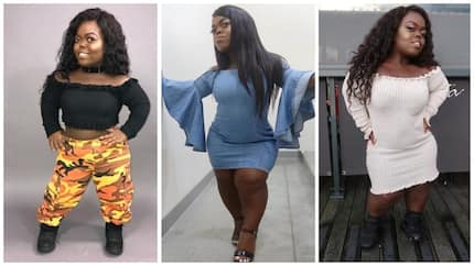 Meet Fatima Timbo, Instagram model enjoying her beautiful life