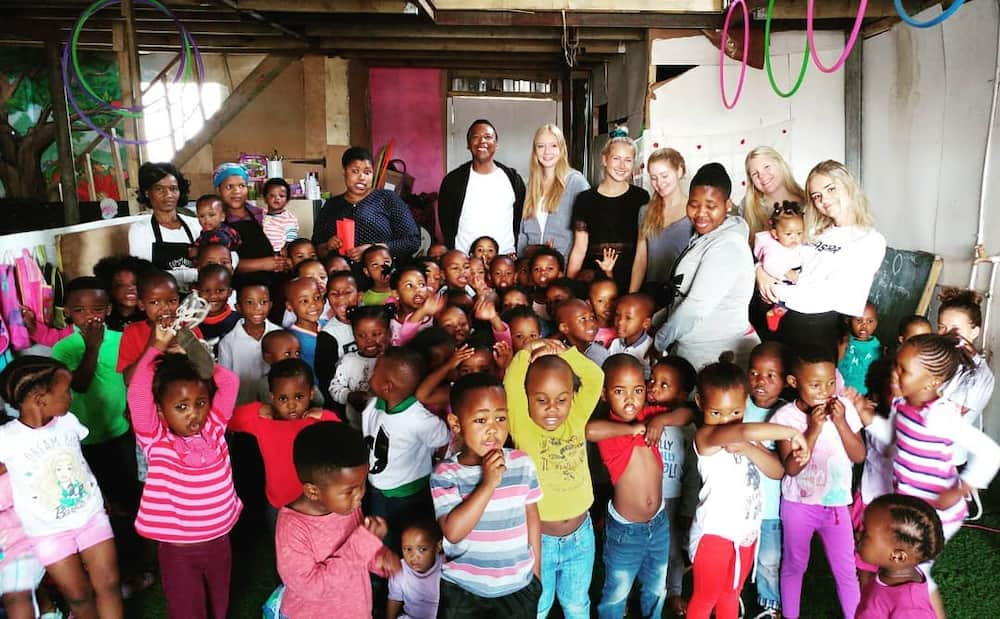 Volunteer organisations and programs in South Africa