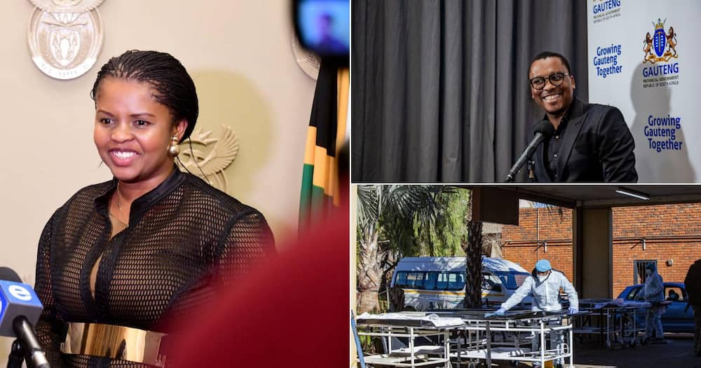 Covid-19 update: ANC meets over tender scandal, mass morgue opens