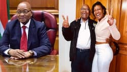 """""""We don't miss him"""": Duduzile endorses post by Saffa about missing Msholozi, Mzansi disagrees"""