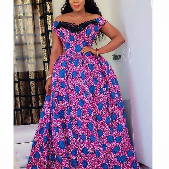 Latest Ankara dresses and designs for every occasions
