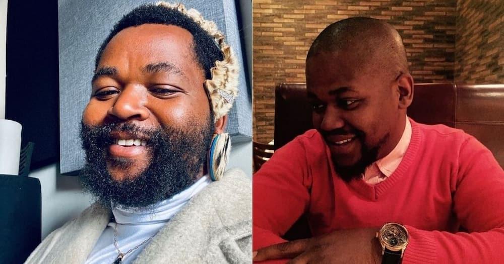 Sjava, remembers late SA, rap legend ProKid, pens heartfelt, tribute